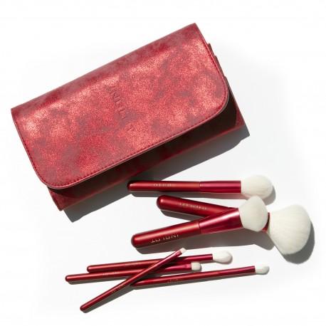 inglot-set-brochas-marble-red-beautypro