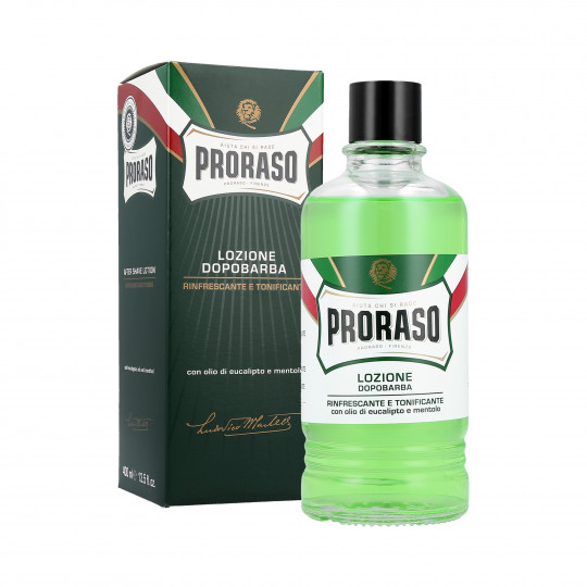 AFTER SHAVE EUCALIPTOO PRORASO 400ml