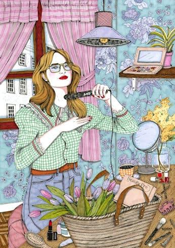 Ilustración de Ana Jaren
