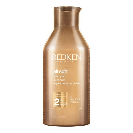 all-soft-shampoo Redken
